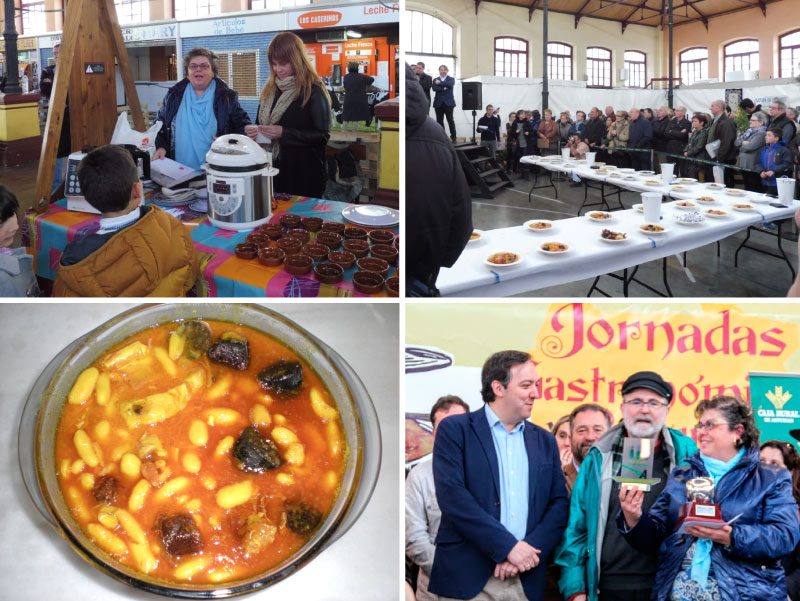 la mejor fabada del mundo - ganadora 1er premio jornadas gastronómicas villaviciosa, asturias